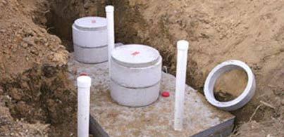 We Work with Septic Systems